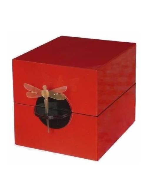 Grande boîte a bijoux en laque - La Galerie Equitable