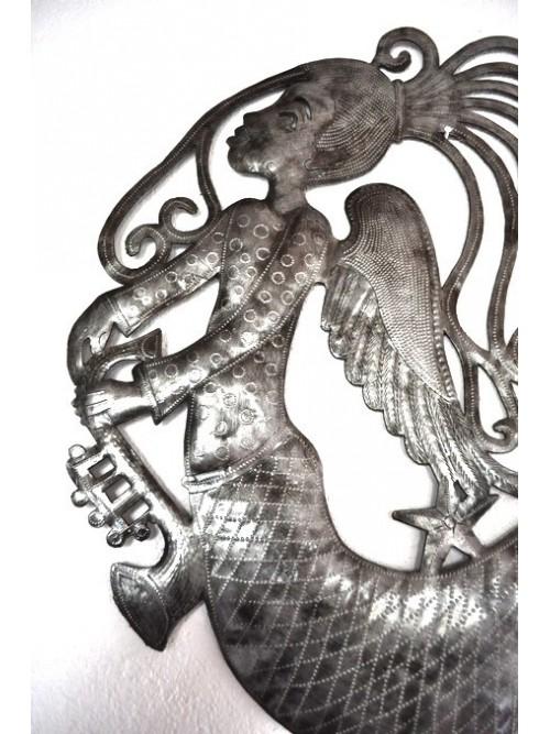 L'Ange à la trompette - La Galerie Equitable