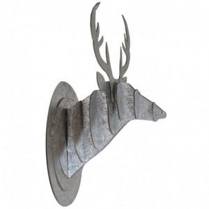 Trophée de cerf 3D - La Galerie Equitable