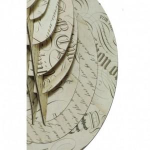 Trophée tête de cerf en carton 3D - La Galerie Equitable
