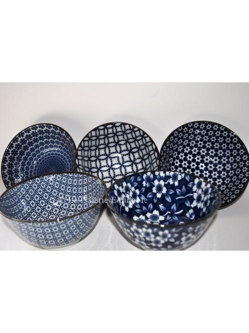 Coffret de bols japonais - La Galerie Equitable