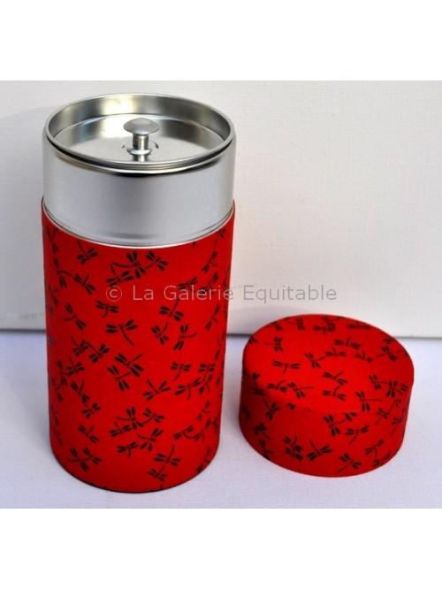 Boîte à thé du Japon - La Galerie Equitable