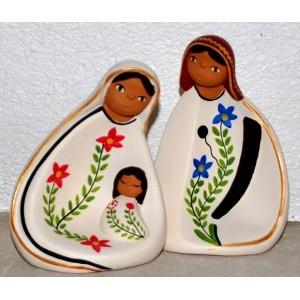 Crèches de Noël La Nativité - La Galerie Equitable