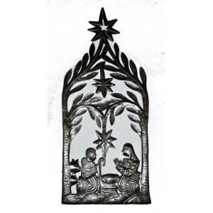 Crèche de Noël d'Haïti - La Galerie Equitable