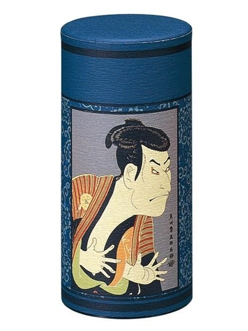 Boîte à thé décor papier japonais - La Galerie Equitable