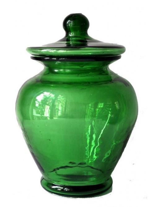 Bonbonniere en verre soufflé en Syrie - La Galerie Equitable