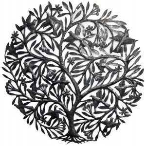 Décor mural : l'arbre aux...
