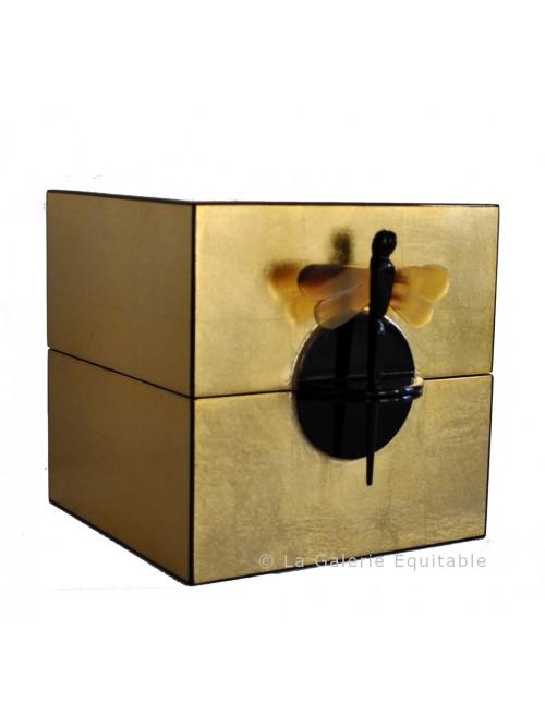 Coffret à bijoux libellule - La Galerie Equitable