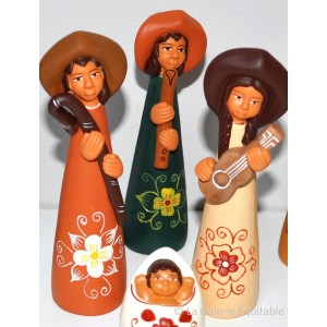 Crèche de Noël - Pérou - La Galerie Equitable