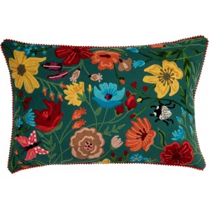 Coussin Nature fleurie