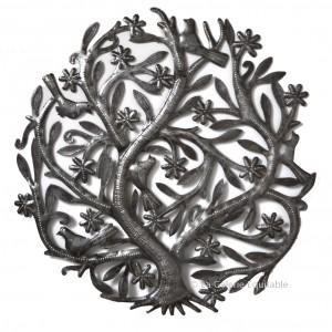 Arbre de vie en métal : Les...
