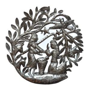 Crèche arbre de vie