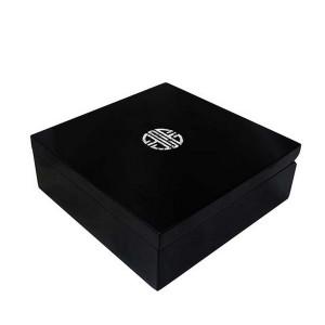 Coffret laque noire - La Galerie Equitable