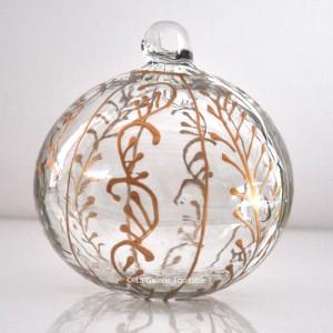 Boule de Noël artisanale - La Galerie Equitable