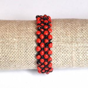 Bracelet graines Pérou - La Galerie Equitable