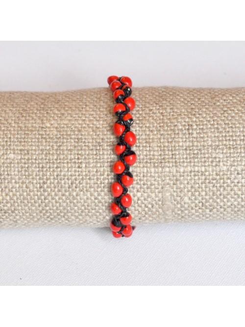 Bracelet huayruro - La Galerie Equitable