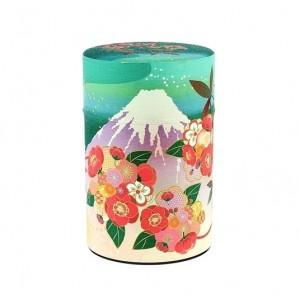 Boîte à thé Fuji