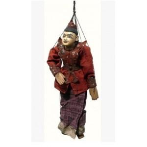 Marionnette de Birmanie à fils La Galerie Equitable