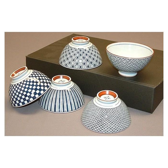 Bols en porcelaine du Japon - La Galerie Equitable