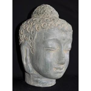 Tête de bouddha - La Galerie Equitable