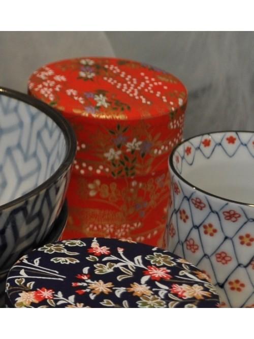 Artisanat du Japon - Boîte à thé - La Galerie Equitable