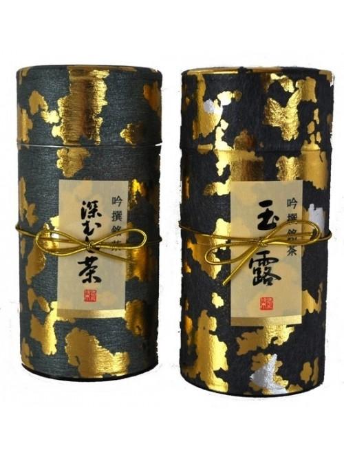 coffret 2 boites à thé - La Galerie Equitable
