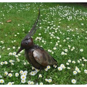 Vanneau huppé oiseau pour le jardin - La Galerie Equitable