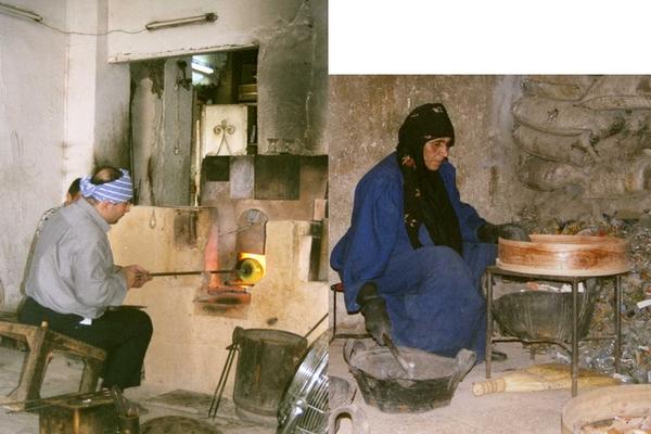 artisans syrie