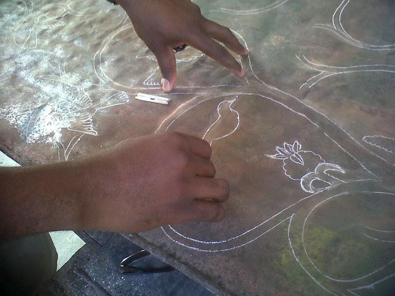 Les artisans d'art d'Haïti